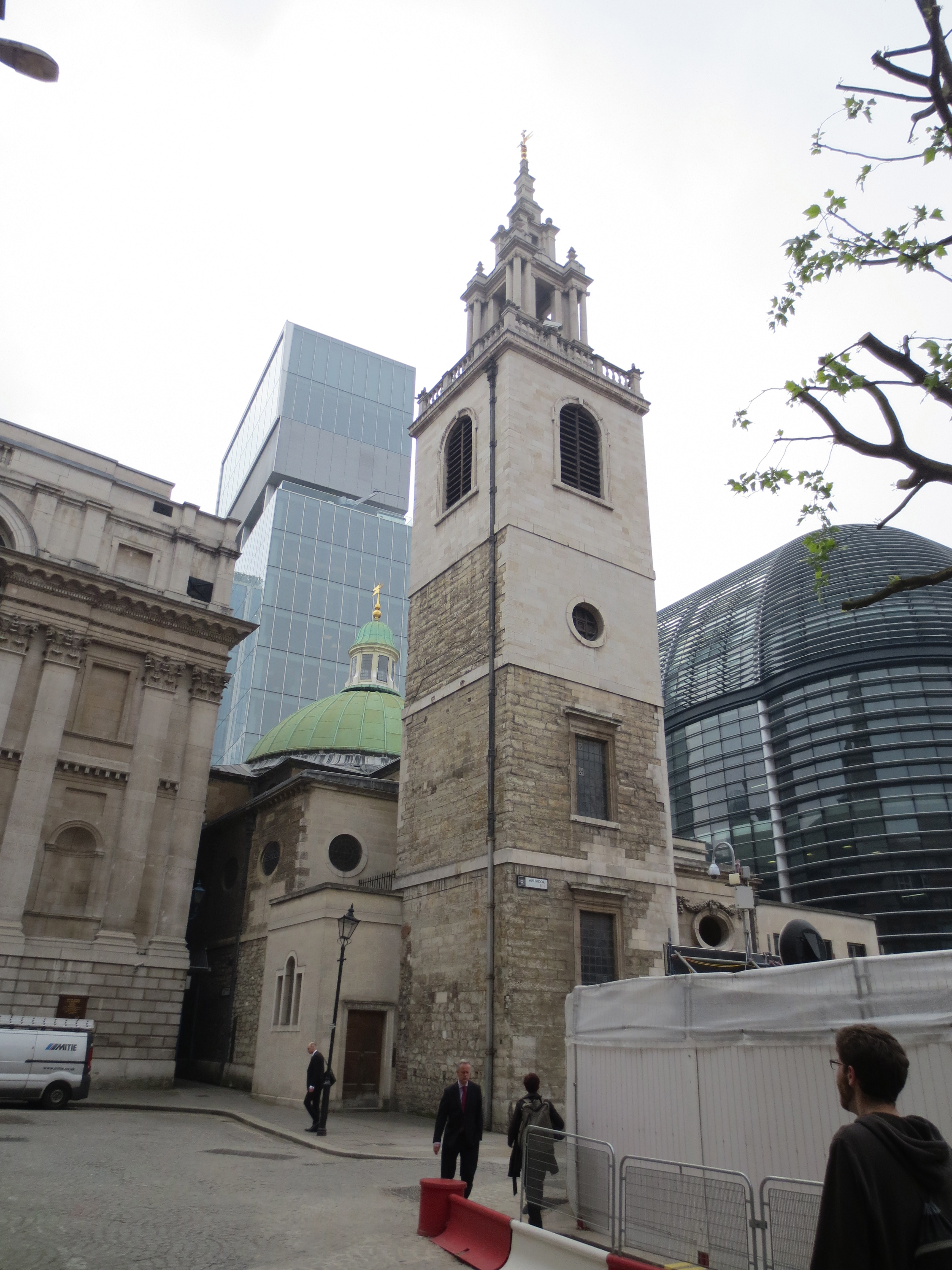 We Also Focused On St. Stephen Walbrook, Whose History, Like That Of Every  Other Church, Can Be Divided Into 4 Parts: Site Of An Early Church, ...